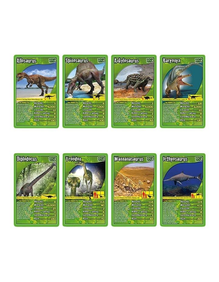 Dinosaurs To Trumps Floor Puzzle - 100 piece image 4