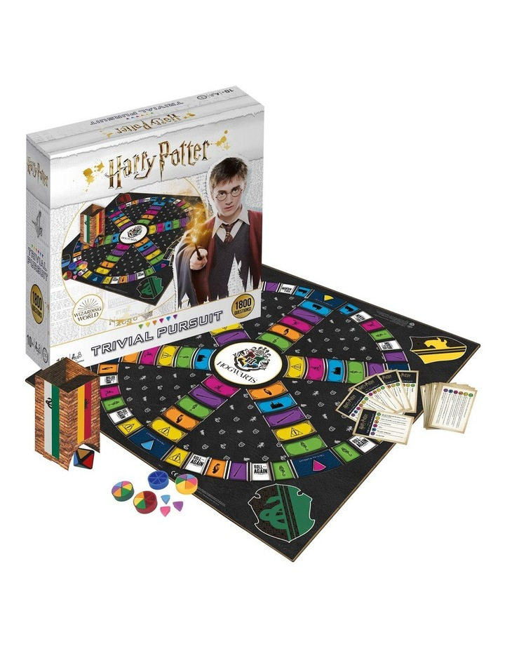Harry Potter Trivial Pursuit - Ultimate Edition image 1