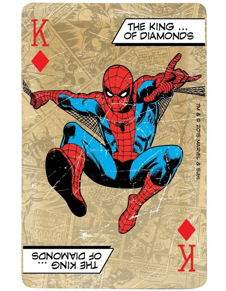 Marvel Comics Playing Cards image 3