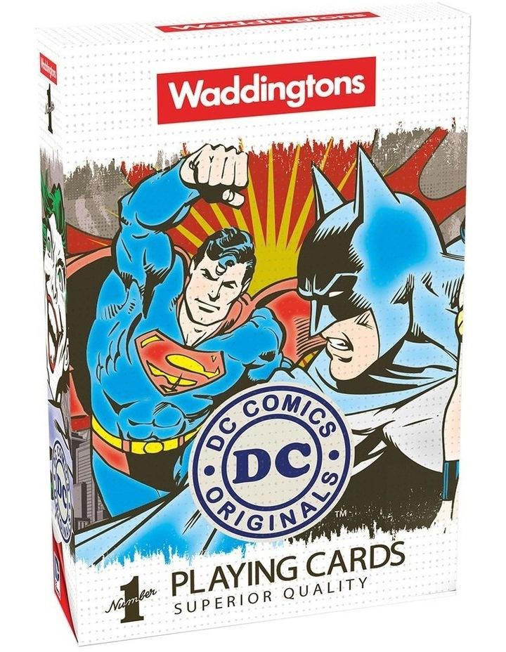 DC Comics Playing Cards image 1