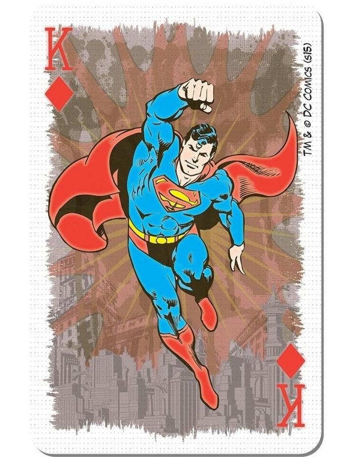 DC Comics Playing Cards image 2