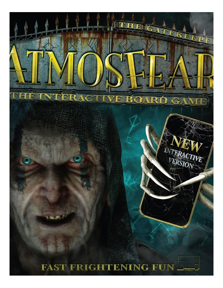 ATMOSFEAR The Interactive Board Game image 1