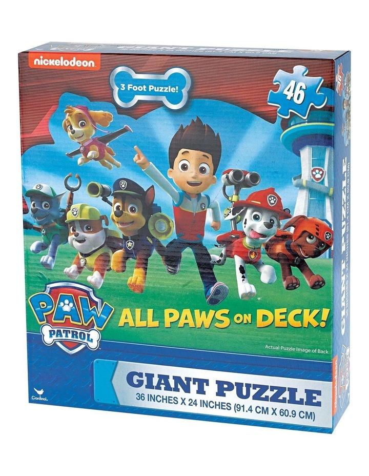 Paw Patrol Floor Puzzle image 1
