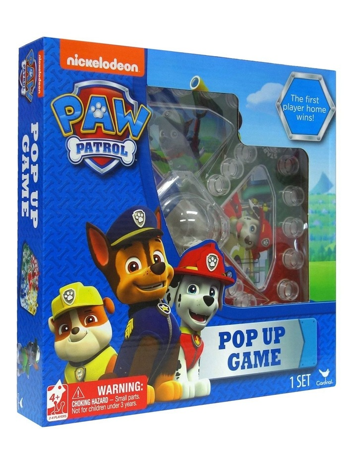 Paw Patrol Pop Up Game image 1