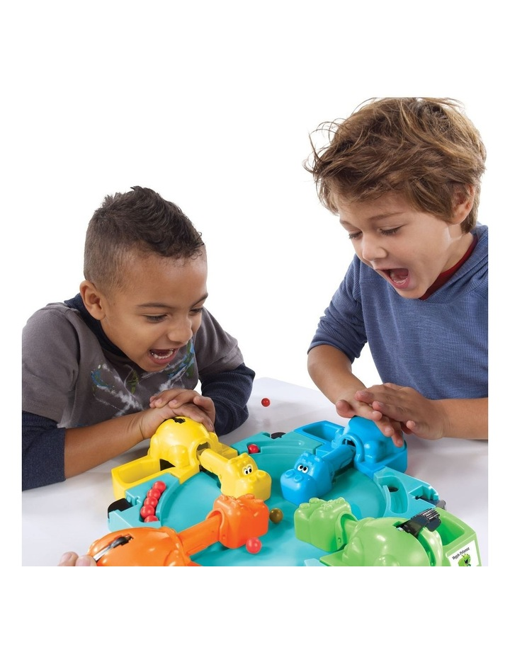 Hungry Hungry Hippos - The Classic Marble Chomping Game image 4
