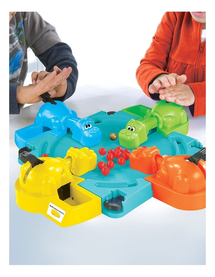 Hungry Hungry Hippos - The Classic Marble Chomping Game image 5