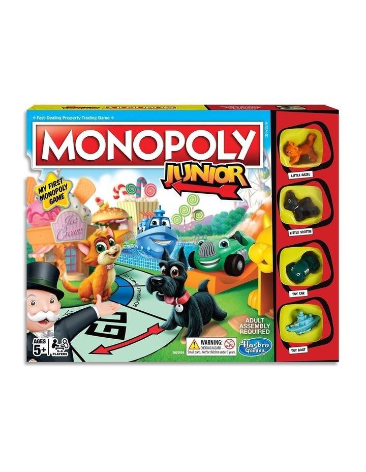 Monopoly Junior A6984 image 1