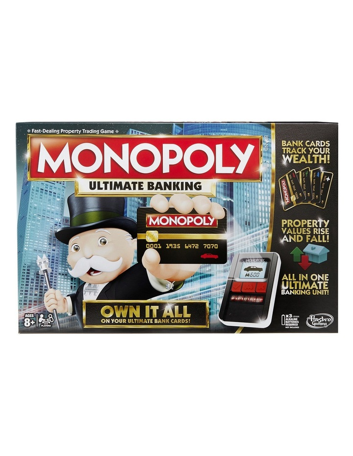 Monopoly Ultimate Banking image 1