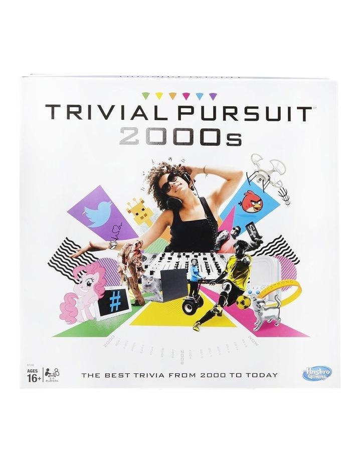Trivial Pursuit 2000's image 1