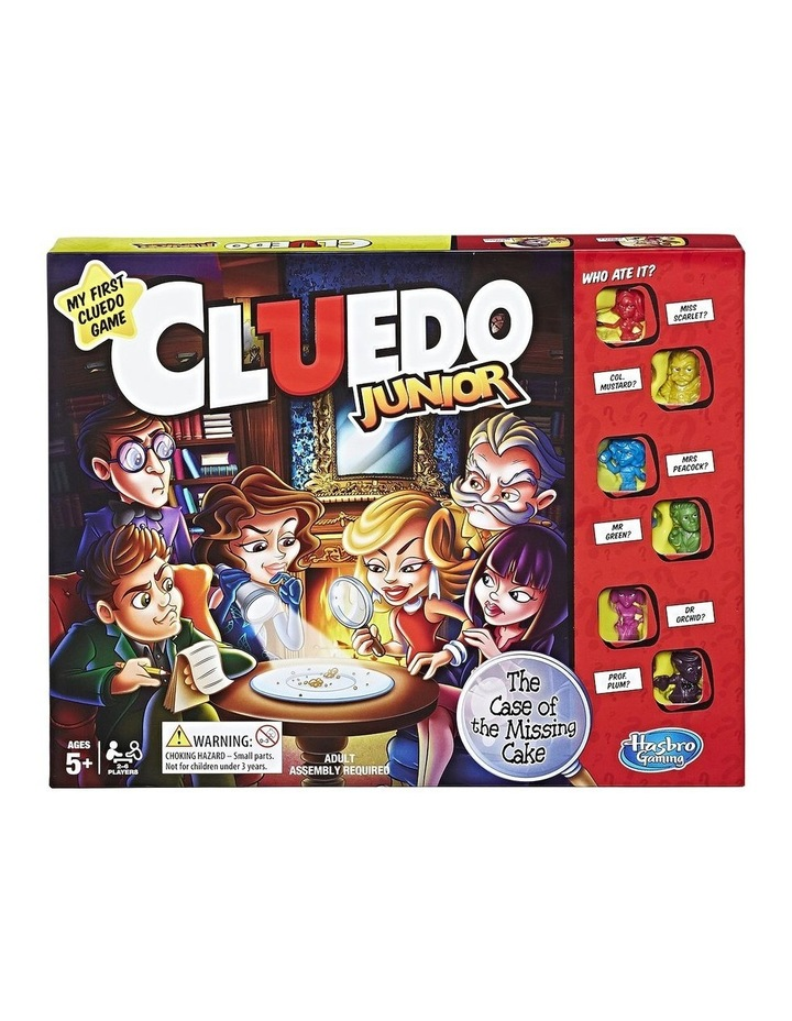 Cluedo Junior image 1