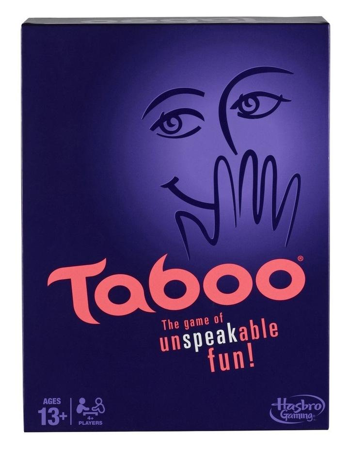 Taboo Classic image 1