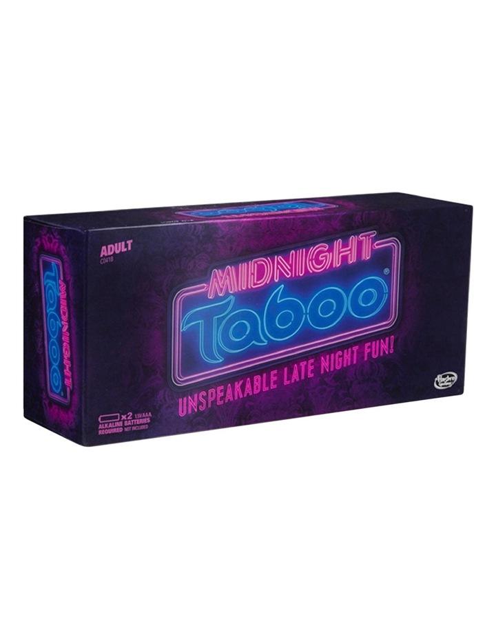 Taboo Midnight image 1