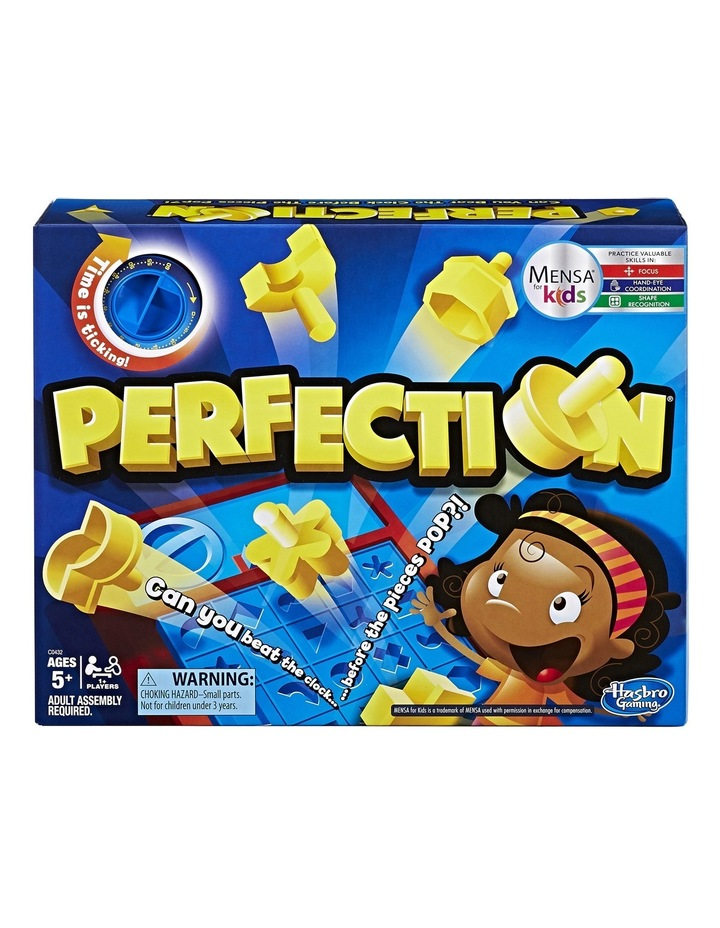 Perfection - Mensa toys image 1