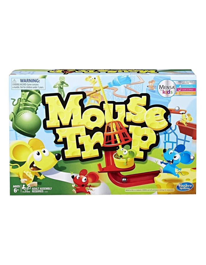 Mouse Trap Hasbro Games image 1