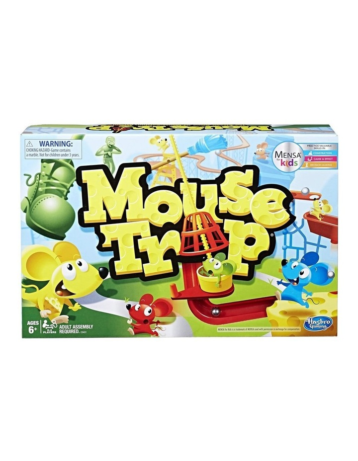 Mousetrap Classic Mensa Edition image 1