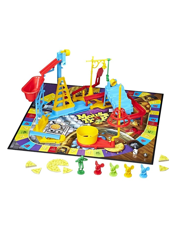 Mouse Trap Hasbro Games image 2