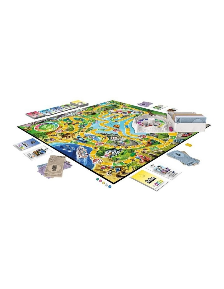 The Game of Life - Trip Advisor Holiday Edition image 2