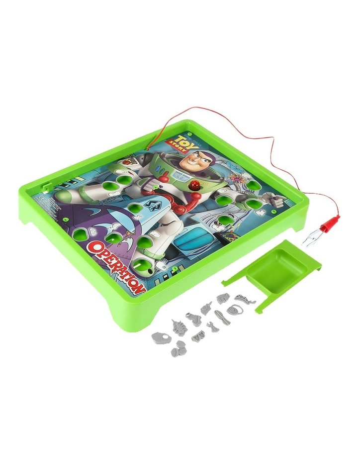 Operation : Disney / Pixar Toy Story Buzz Lightyear - Board Games for Kids Ages 6  image 1