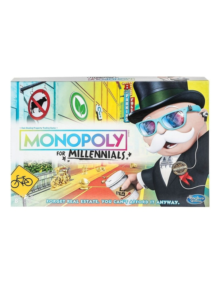 Monopoly for Millennials image 1