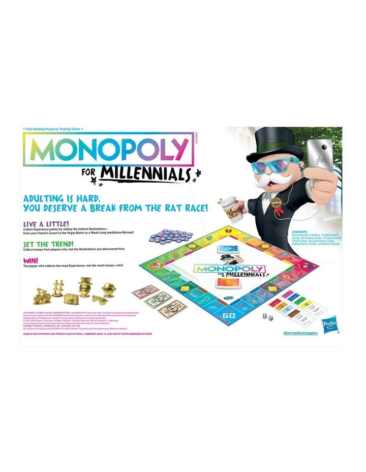 Monopoly for Millennials image 2
