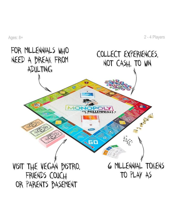 Monopoly for Millennials image 3