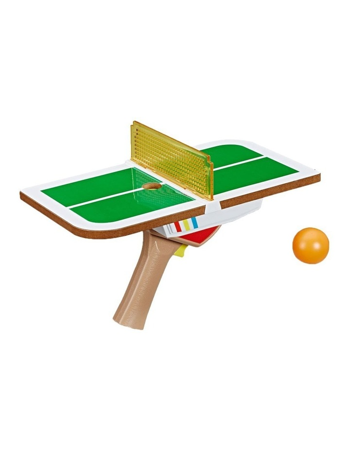 Tiny Pong Table Tennis Electronic Handheld Game image 2