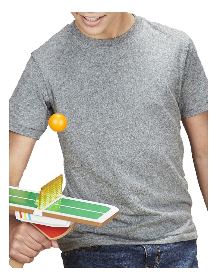 Tiny Pong Table Tennis Electronic Handheld Game image 4