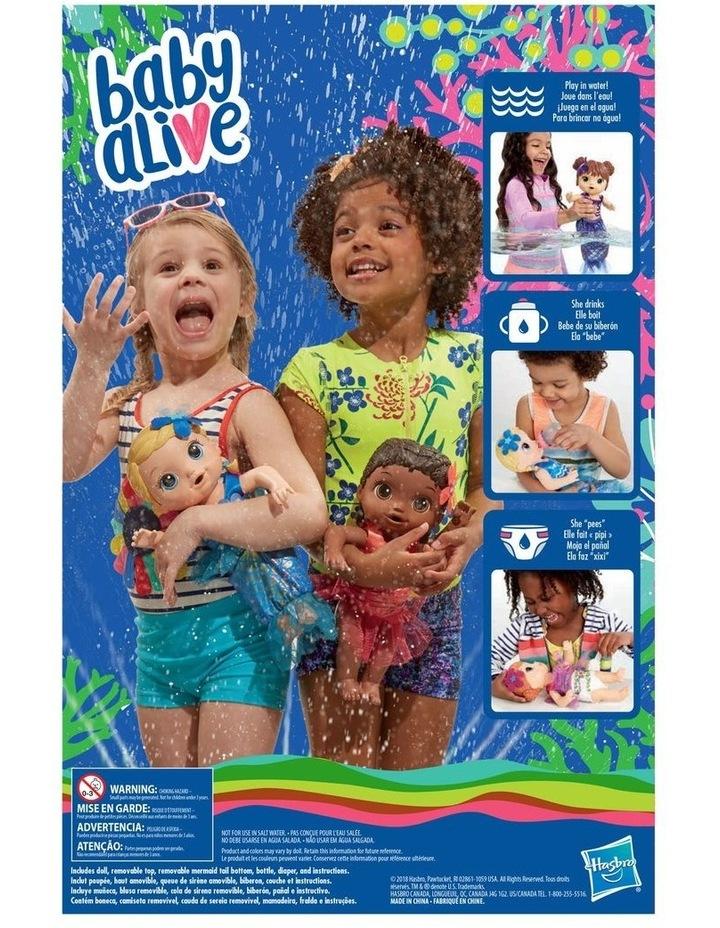 Shimmer & Splash Mermaid Interactive Baby Doll image 2