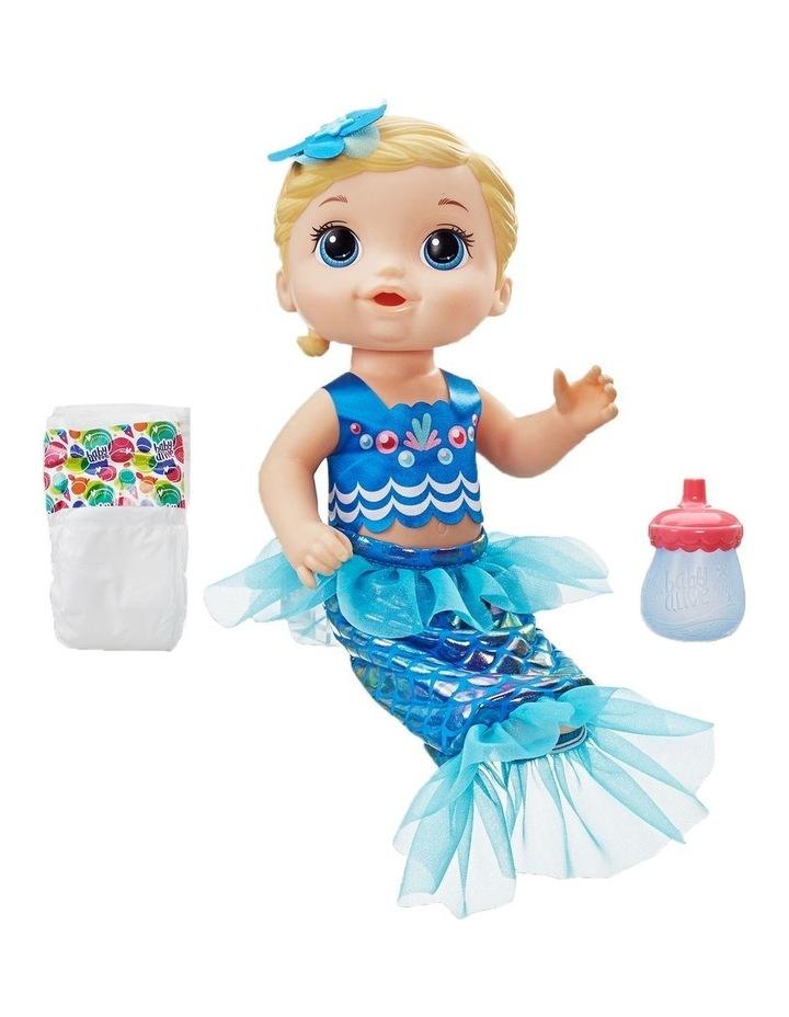 Shimmer & Splash Mermaid Interactive Baby Doll image 3