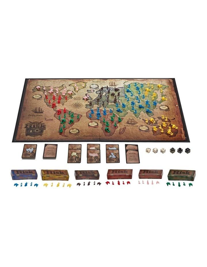 Risk - 60th Anniversary Edition - Game of Strategic Conquest image 2