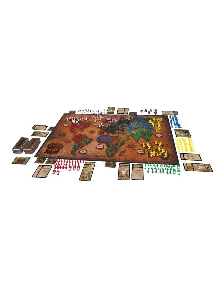 Risk - 60th Anniversary Edition - Game of Strategic Conquest image 3