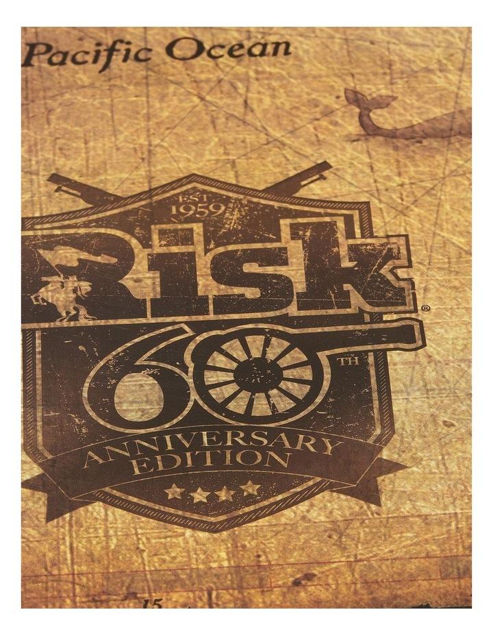 Risk - 60th Anniversary Edition - Game of Strategic Conquest image 4