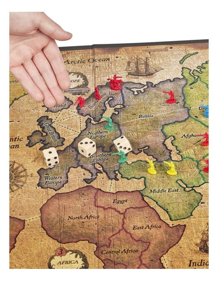 Risk - 60th Anniversary Edition - Game of Strategic Conquest image 6