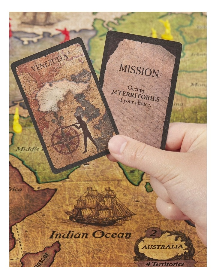 Risk - 60th Anniversary Edition - Game of Strategic Conquest image 7