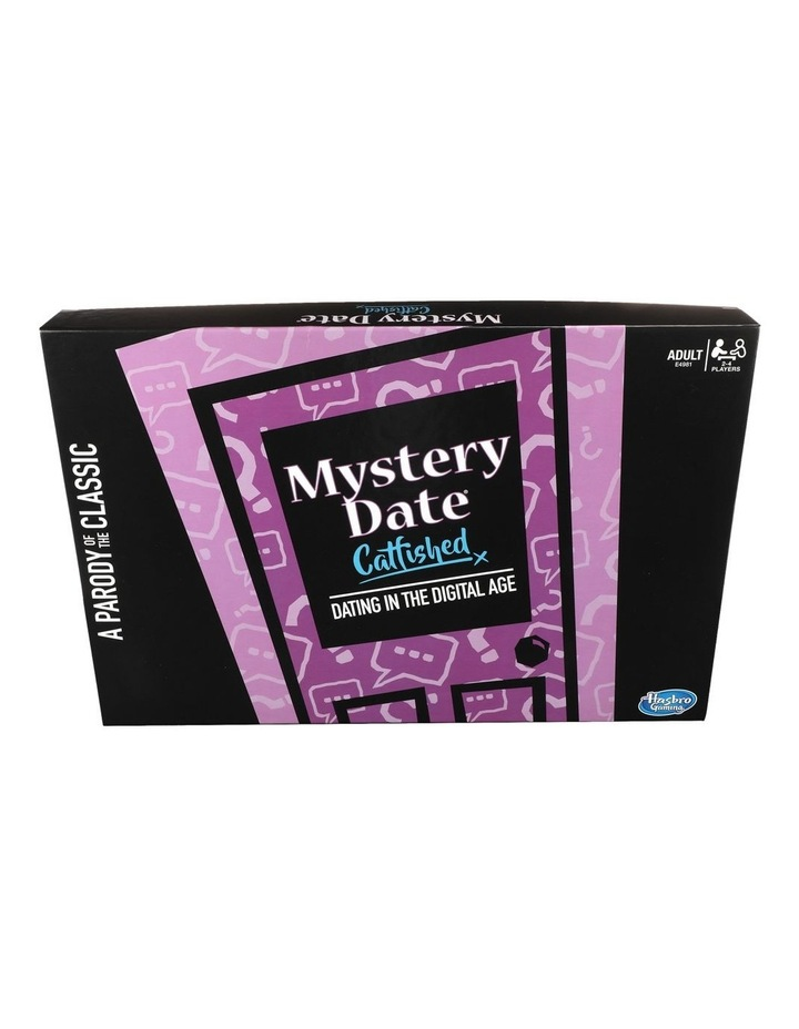 Parody : Mystery Date Catfished Parody - Dating In The Digital Age image 1