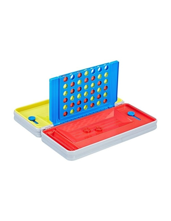 Connect 4 - Road Trip Edition - Full Game Play in a Portable Case image 2