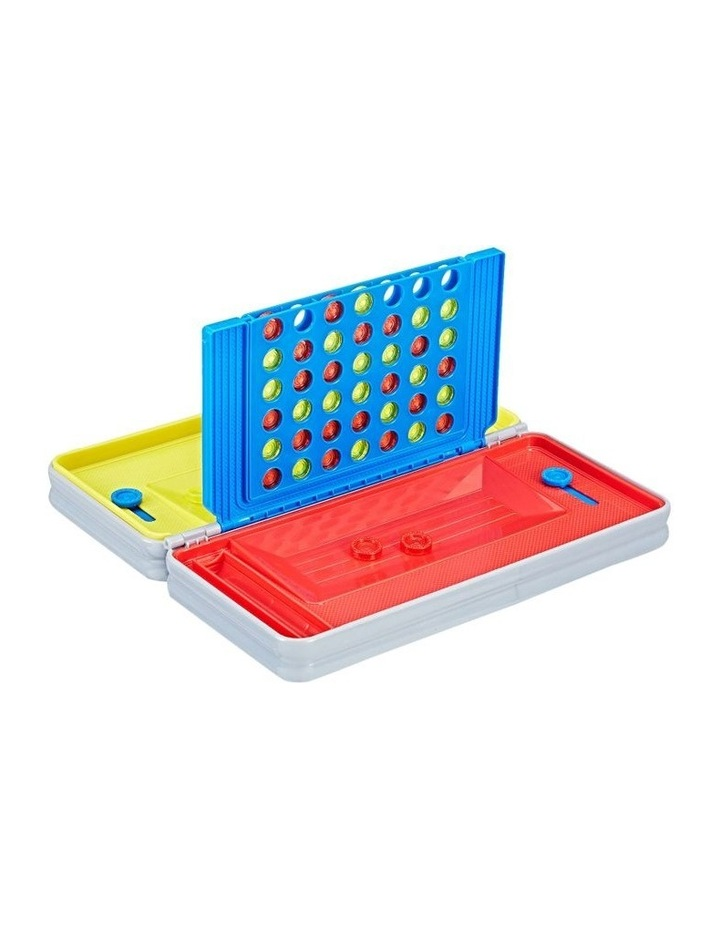 Connect 4 - Road Trip Edition - Full Game Play in a Portable Case image 3