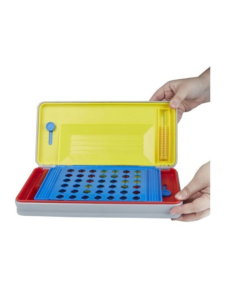 Connect 4 - Road Trip Edition - Full Game Play in a Portable Case image 5