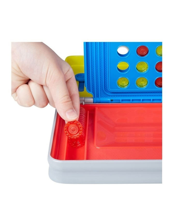 Connect 4 - Road Trip Edition - Full Game Play in a Portable Case image 7