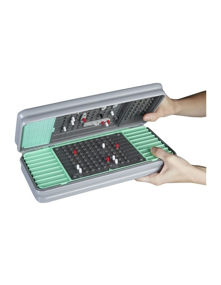 Battleship - Road Trip Edition - Full Game Play in a Portable Case image 5