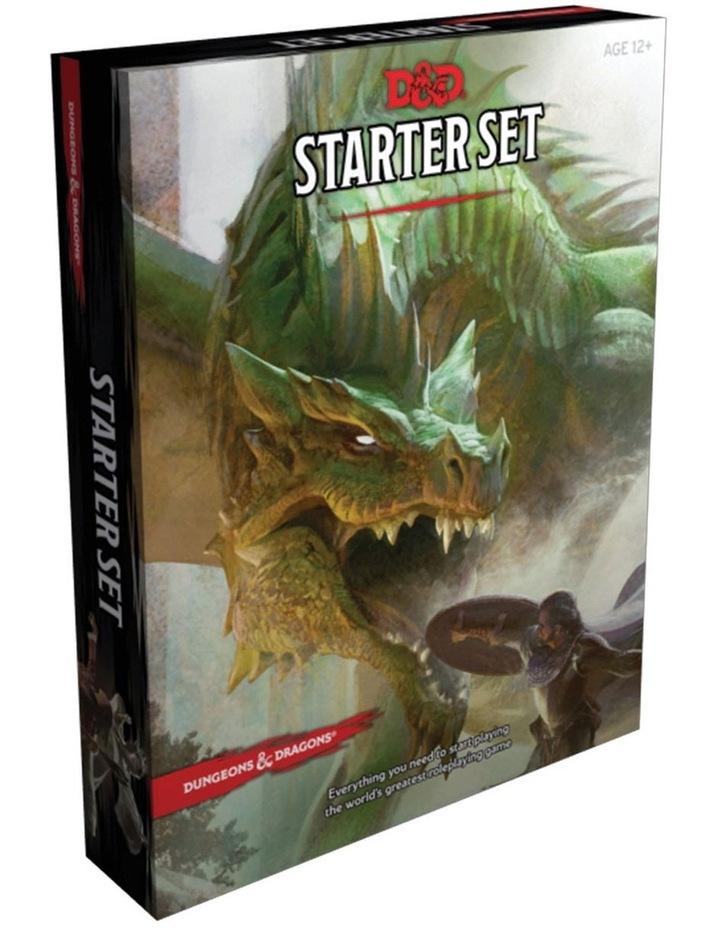 Dungeons & Dragons Starter Set image 1