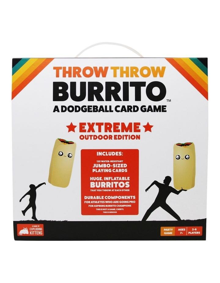 Throw Throw Burrito Extreme Outdoor Edition image 2