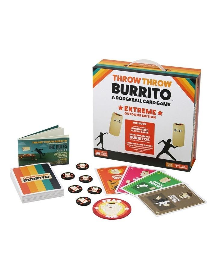 Throw Throw Burrito Extreme Outdoor Edition image 3