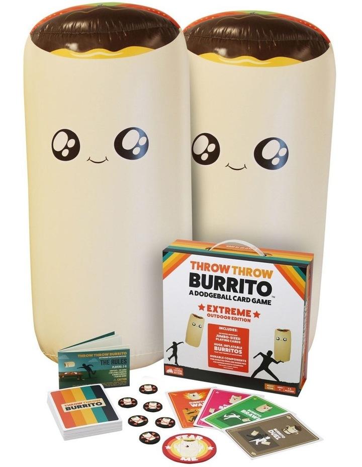 Throw Throw Burrito Extreme Outdoor Edition image 4