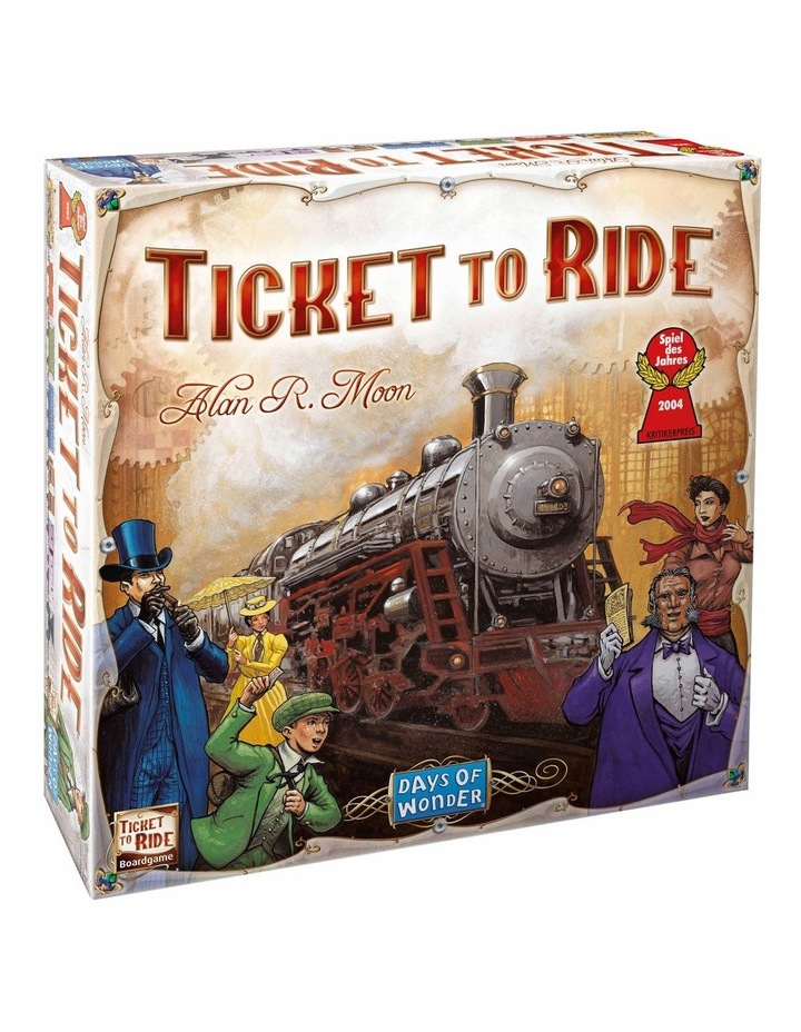 Ticket to Ride image 1