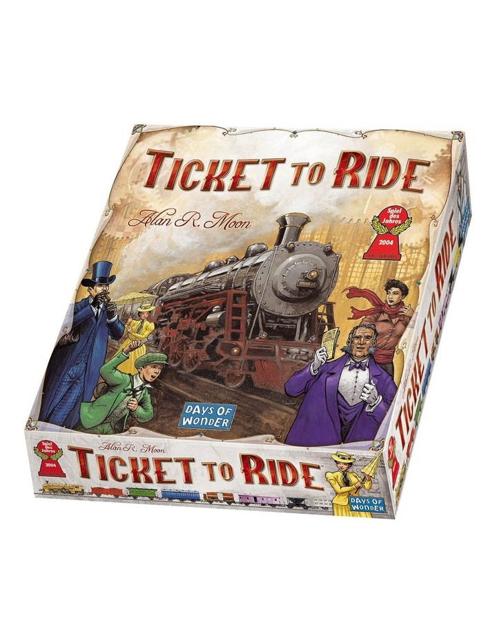 Ticket to Ride image 2