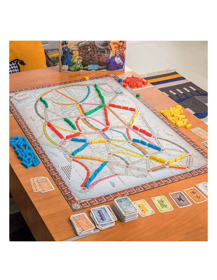Ticket to Ride image 3