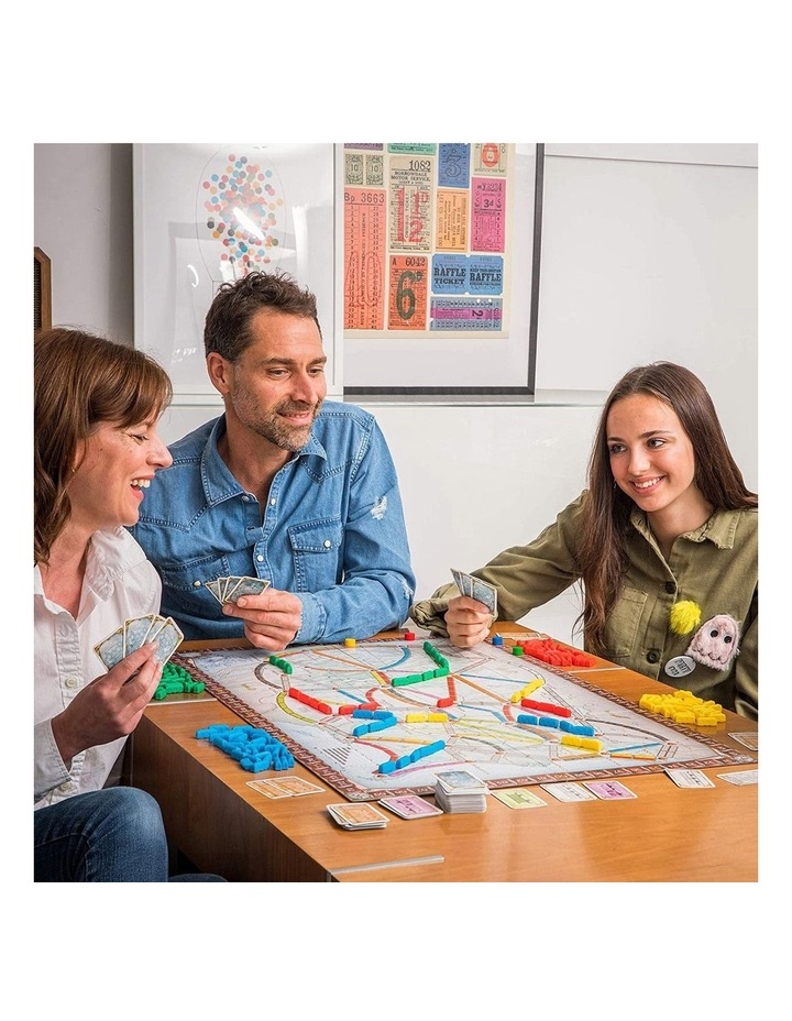 Ticket to Ride image 4