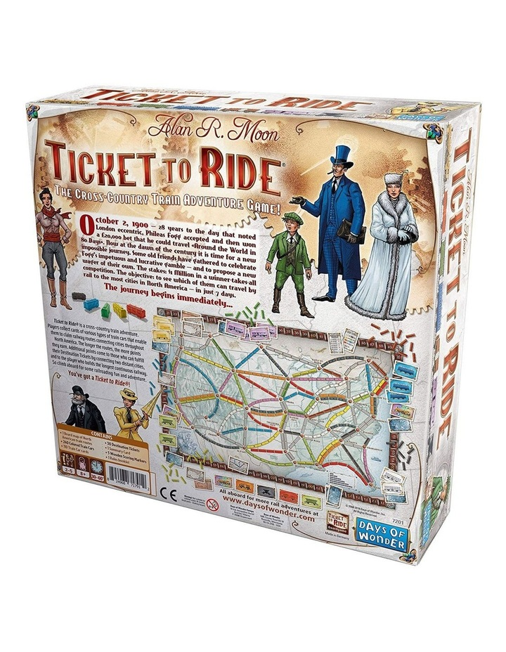 Ticket to Ride image 5