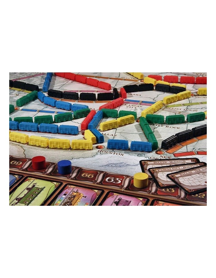 Ticket to Ride image 6